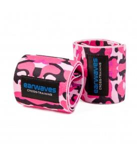 Wrist Wraps - Military Pink