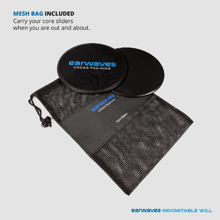 bolsa de transporte incluida core sliders earwaves