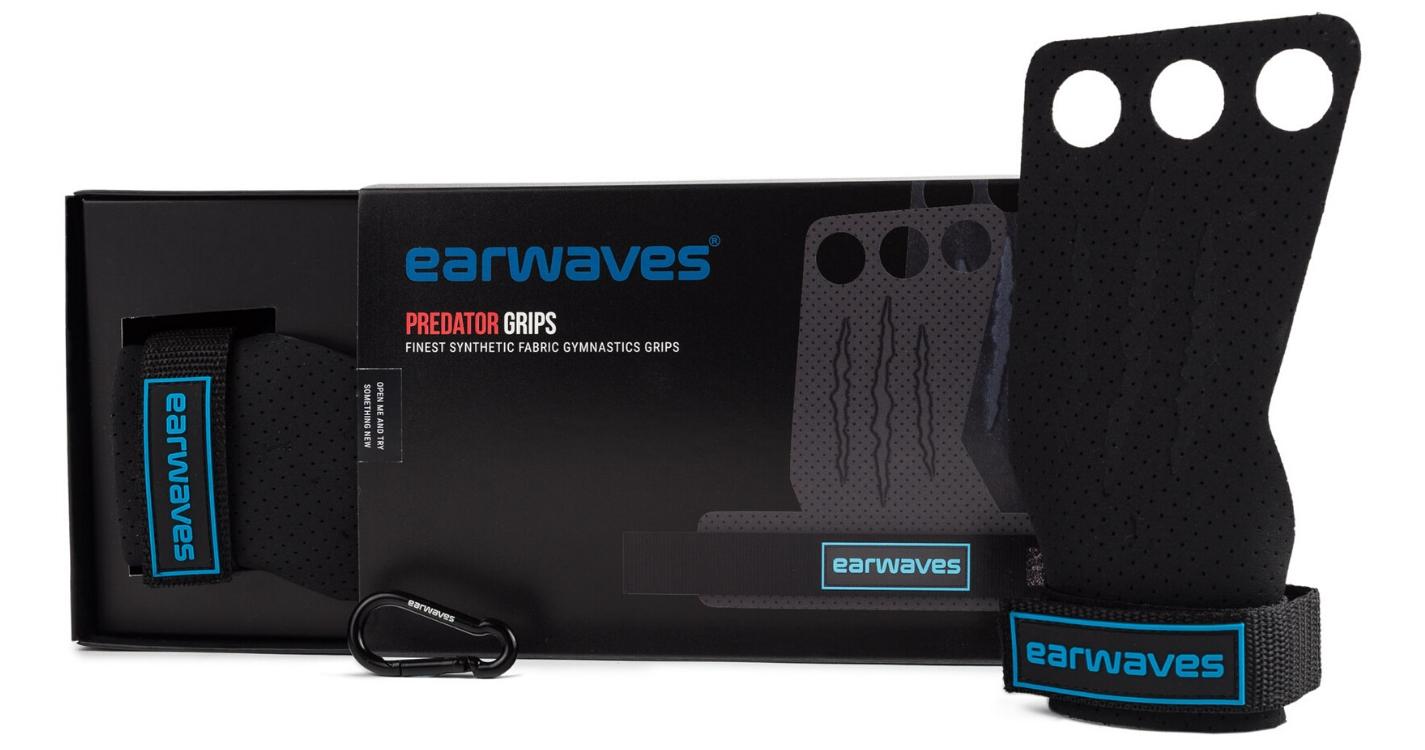 calleras earwaves predator packaging