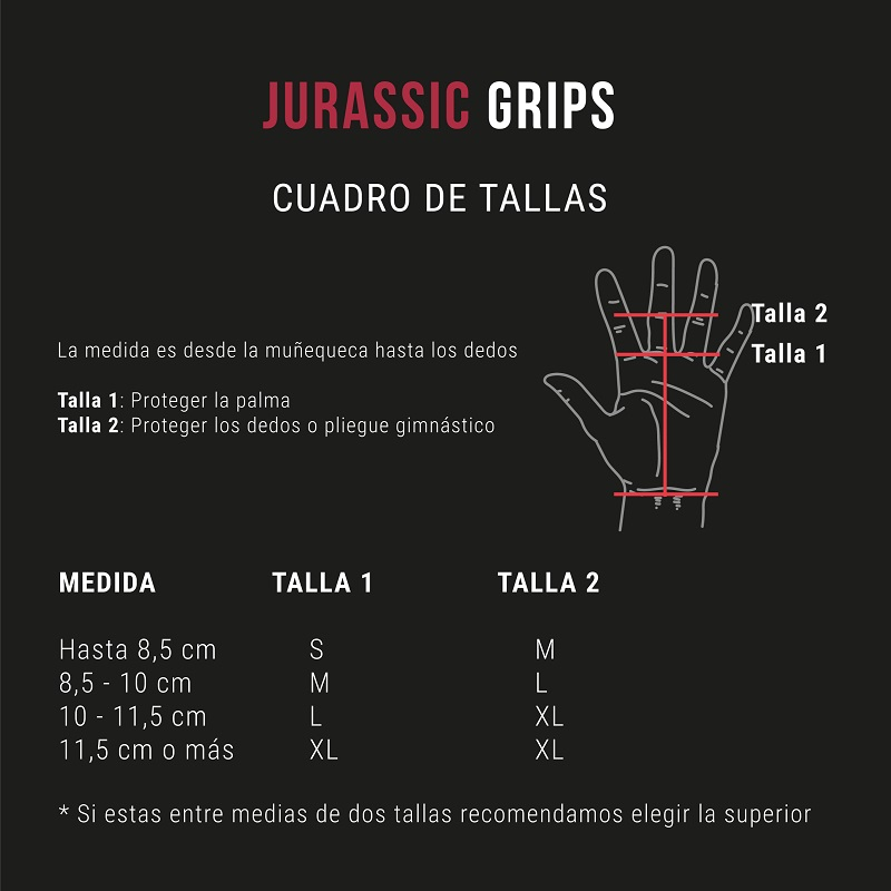 earwaves gloves sizing chart