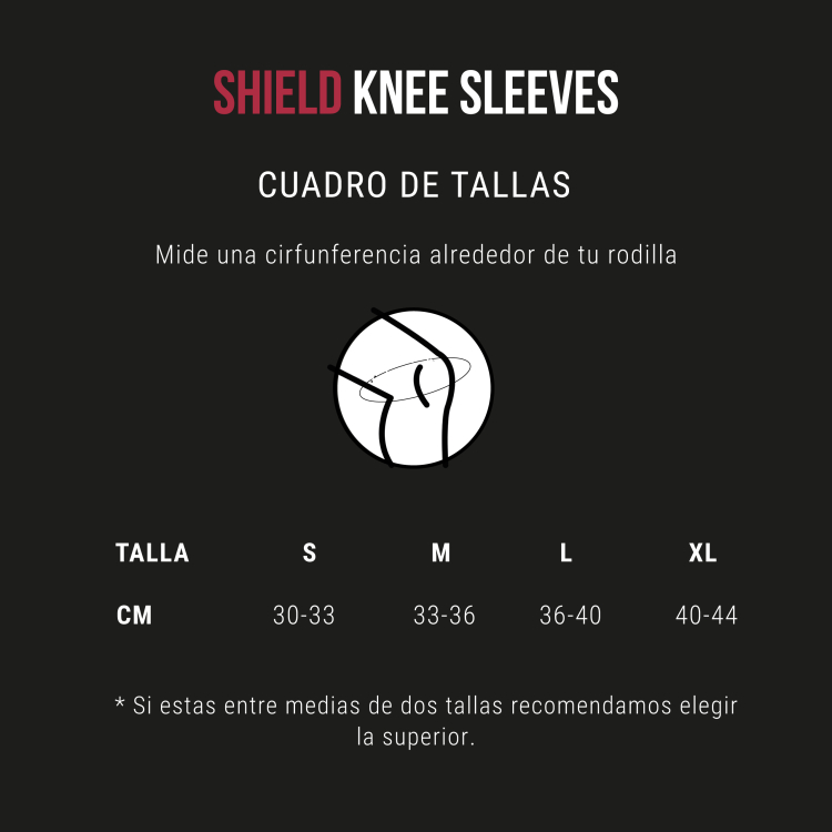 Shield escoger talla