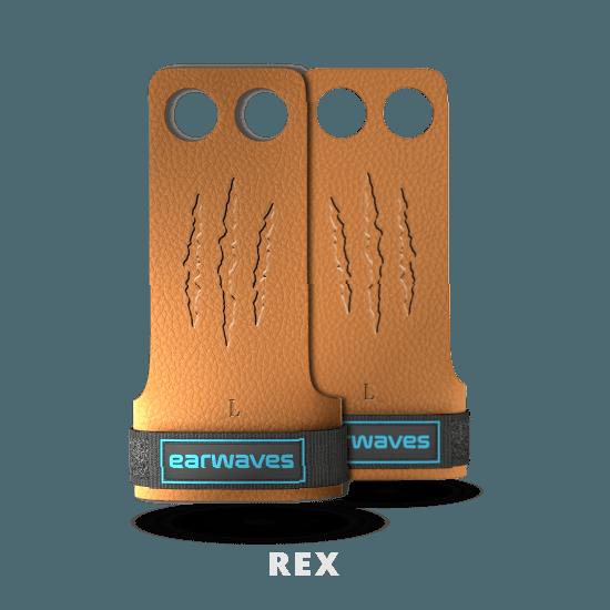 Rex Grips 2 holes